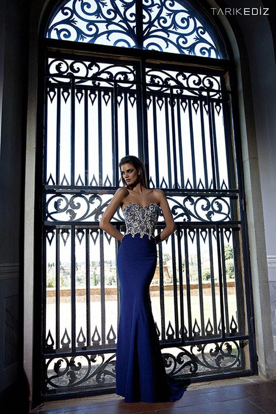 Бална рокля на дизайнера Tarik Ediz