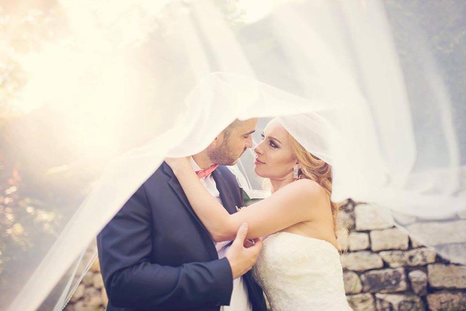 сватбени булчински рокли булка