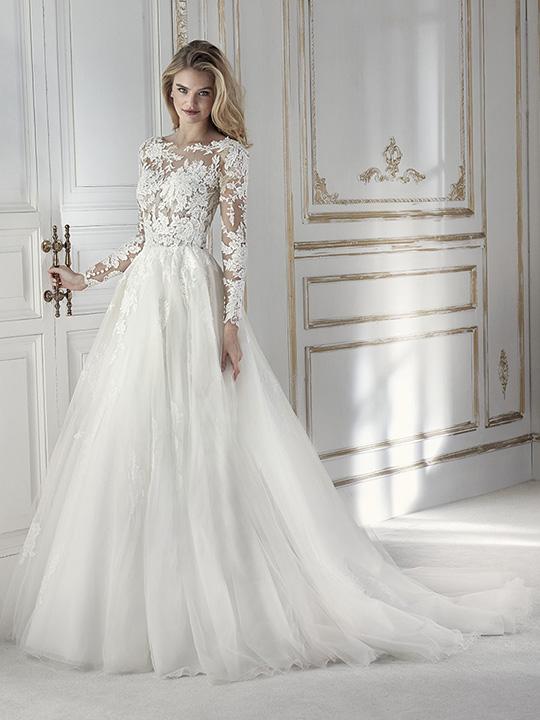 e9643ae2bd1 булчинска рокля, сватбена рокля, булчински рокли, сватбени рокли на La  Sposa Barcelona,