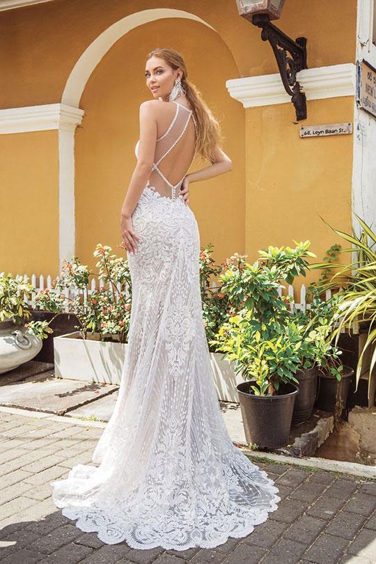 булчинска рокля, сватбена рокля, сватбени рокли, булчински рокли Lanesta колекция On the Edge of the World