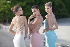 официална рокля, бална рокля, Tarik Ediz Be Queen бутик София