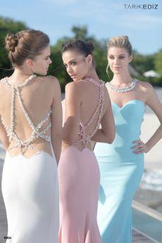 официална рокля, абитуриентски рокли, Бални рокли Tarik Ediz Be Queen бутик София