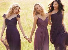 Абитуриентска рокля на американския бранд JLM Couture. Be Queen предлага абитуриентки, официални и бални рокли.