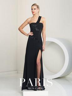 Абитуриетнска рокля черна колекция 2016