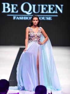 прекрасна бална рокля бални рокли на Be Queen Fashion House