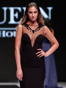 абитуриенска бална рокля на Be Queen Fashion House