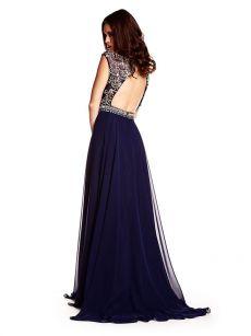 Абитуриентска рокля на Ruby Prom Модел Amelia (снимка гръб)