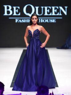 елегантна бална рокля на Be Queen Fashion House