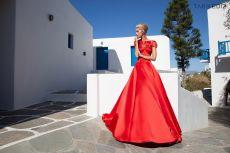 Официална рокля на Tarik Ediz